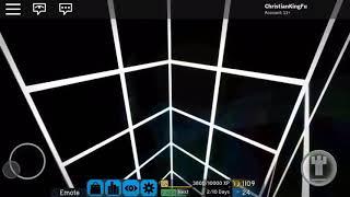 ROBLOX Mobile - Flood Escape 2: Arrampicata sul sentiero segreto wall jump