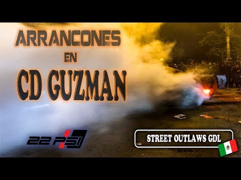 Vlog 29 – Arrancones nocturnos en CD Guzmán | Street Outlaws & 22PSI