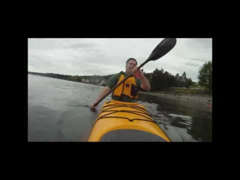 Coast&Kayak Magazine presents the BorealDesign Baffin
