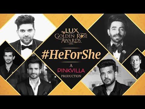 Varun Dhawan, Guru Randhawa, Ayushmann Khurrana & others take the Lux #HeForShe Pledge | Pinkvilla