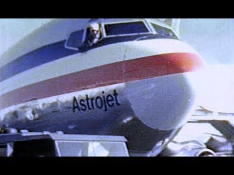 "American Boeing 707-323B - ""Arrival Boston Logan"" - 1970"