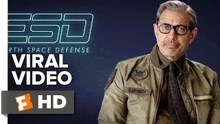 Independence Day: Resurgence VIRAL VIDEO - Space Wall (2016) - Jeff Goldblum Movie HD