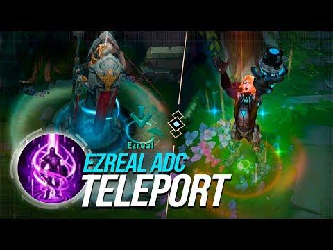LA ESTRATEGIA DEL TELEPORT FUNCIONA! • Only Ezreal EP 10