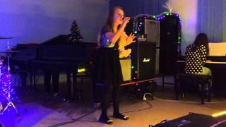 Отчетный концерт в музыкальной школе 2014