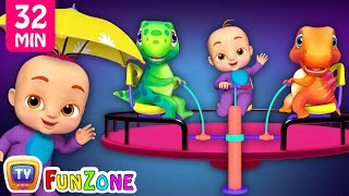 Rain Rain Go Away - Park Song - Chuchu Tv Funzone 3d Nursery Rhymes Andamp Songs For Babies