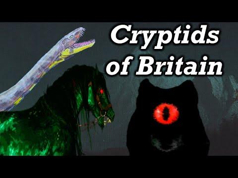 Legendary Creatures of Britain - Documentary