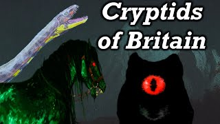 Legendary Creatures of Britain  Documentary