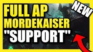 Download lagu REWORKED MORDEKAISER IS A GODLYSUPPORTFULL AP MORDEKAISERSUPPORTBEST MORDE BUILD MP3