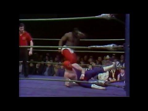CWA The Patriot vs Koko Ware February 1, 1986