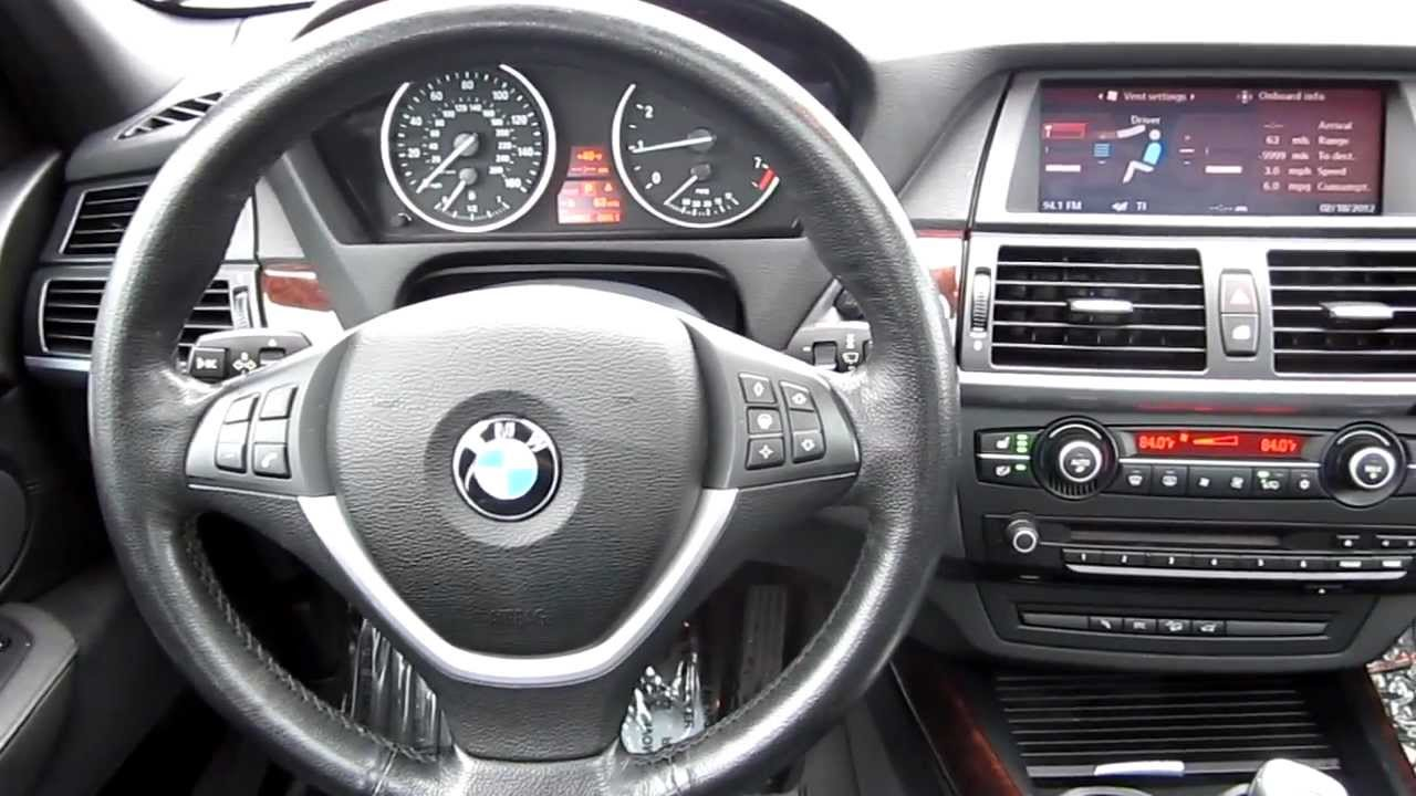 2009 BMW X5 XDrive30i Gray