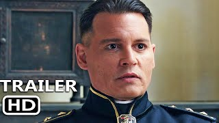 WAITING FOR THE BARBARIANS Official Trailer (2020) Robert Pattinson, Johnny Depp  Movie