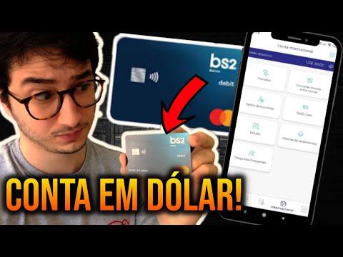 Como Abrir uma Conta em DÓLAR no Brasil 100% GRÁTIS (FÁCIL)