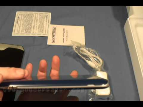 Unboxing of the Pocketbook 701 IQ Android Tablet PC