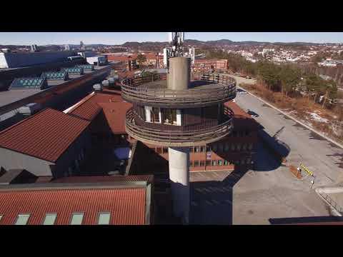 Tårnet på uia Grimstad