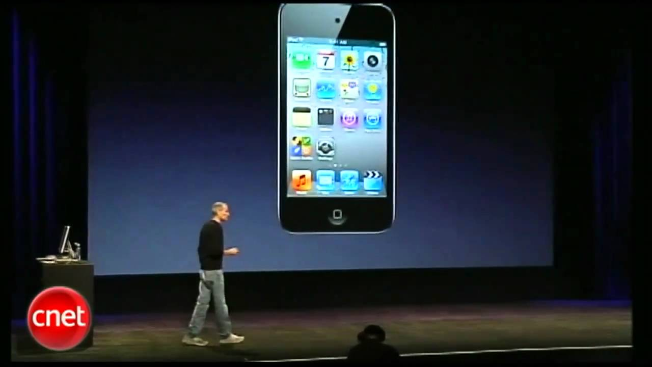 What Are Features Ipod Touch 4th Gen