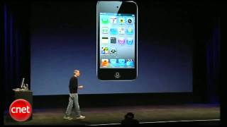 New Apple iPod touch 4th Gen Unveiling