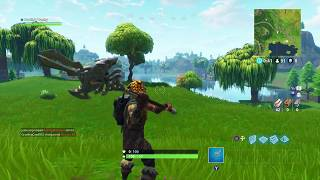 *NEW* FORTNITE SILVER FANG SOUND EFFECTS AND GAMEPLAY