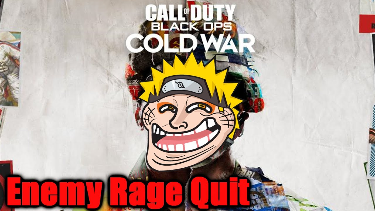 COD Black Ops Cold War | We Made Them Rage Quit