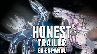 POKÉMON DIAMANTE Y PERLA (Honest Game Trailers en Español)