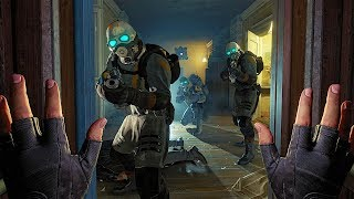 Half Life Alyx Gameplay Trailer (2020)