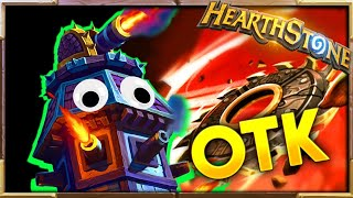 CRAZY! GUNSPIRE BOUNCING BLADE LETHAL! | Best Moments & Fails Ep. 49 | Hearthstone