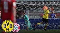 Barrios & Koller score for the win | BVB Legends - Bayern Legends 3:2 | Highlights