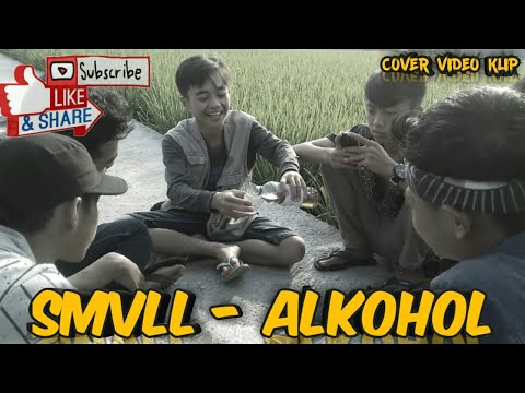 SMVLL - ALKOHOL (COVER) ORIGINAL SONG SISITIPSI || Basecamp klasik