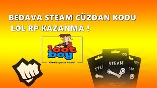 Kazanmak Çok Basİt ! - Bedava Steam Oyun Kodu Kazanmak - V-bucks , Steam Cüzdan
