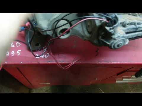 Настройка датчика износа колодок суппорта KNORR