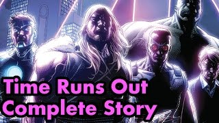 Time Runs Out - Road To Secret Wars (2015) - The Complete Story