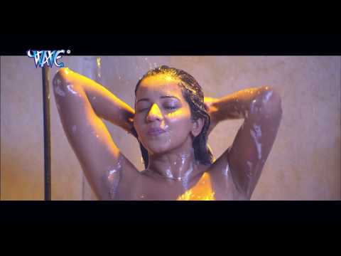 Monalisa Enjoying in Bathroom | Openly Bathing | Movie Scene | Karela Kamal Dharti Ke Lal