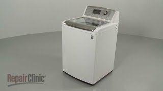 LG Top-Load Washer Disassembly – Washing Machine Repair Help