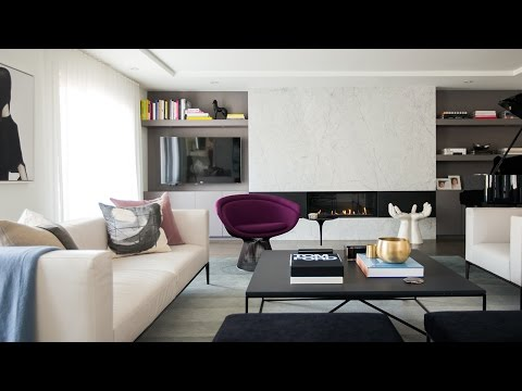 Interior design how to warm up a modern home youtube for Interior design