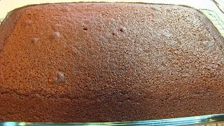 Betty's Dr. Pepper Chocolate Cake