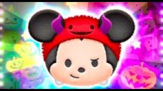 【Disney Tsum Tsum】攻略:Horn Hat Mickey 角帽米奇 ホーンハットミッキー