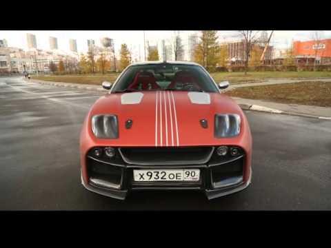 Тюнинг Ателье. Fiat Coupe