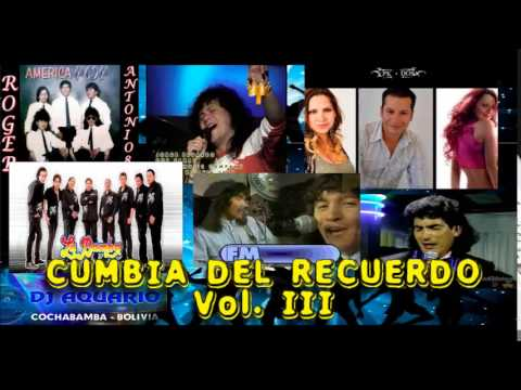 VIDEO: Cumbia del recuerdo vol III   bolivia