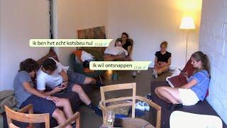 De 'hotspot'-ruimte: 12 uur lang overleven zonder verbale communicatie | Make Belgium Great Again