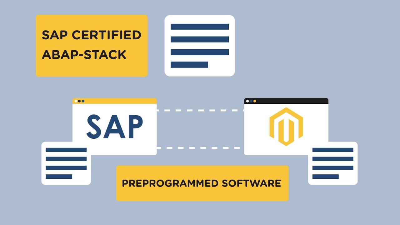 Magento SAP Connector: Make SAP connect with Magento