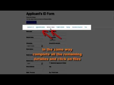 naale registration system tutorial