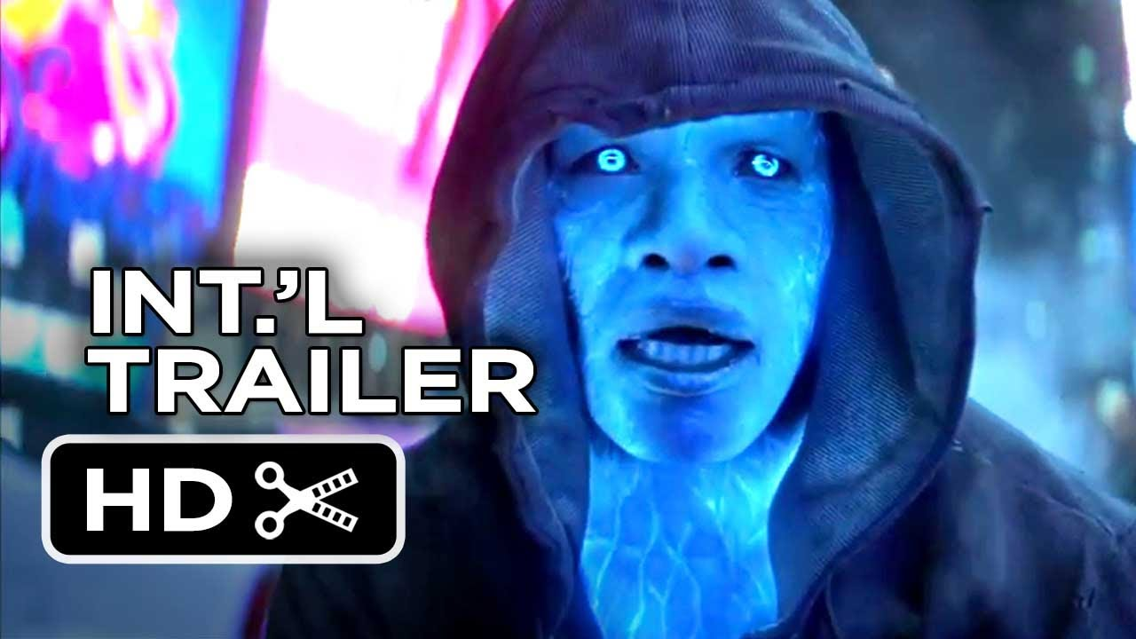 The Amazing Spider Man 2 Official Uk Trailer 2014 Andrew