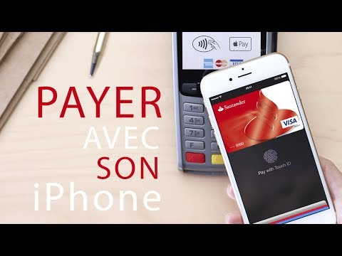 Comment payer avec son iPhone ! - Apple Pay