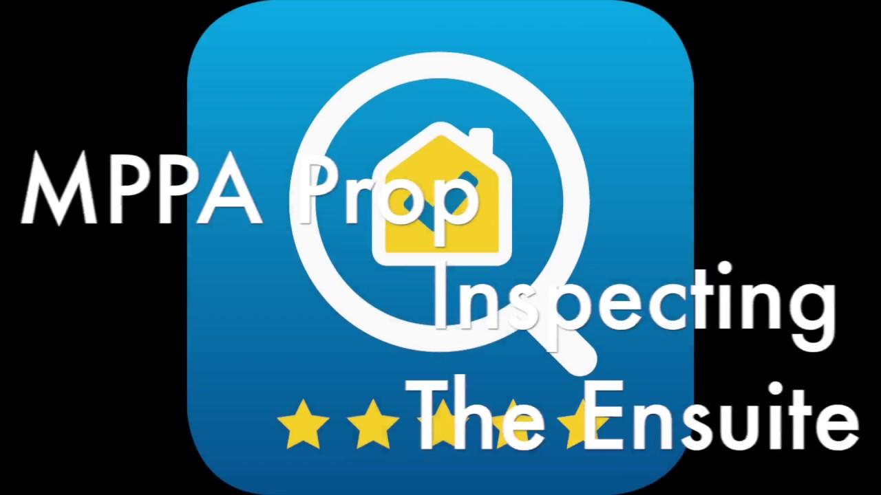 Building Inspector App MPPA Pro - Ensuite