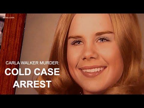 DNA Technology Led To Arrest Of Glen Samuel McCurley In 1974 Cold Case Murder Of Carla Walker
