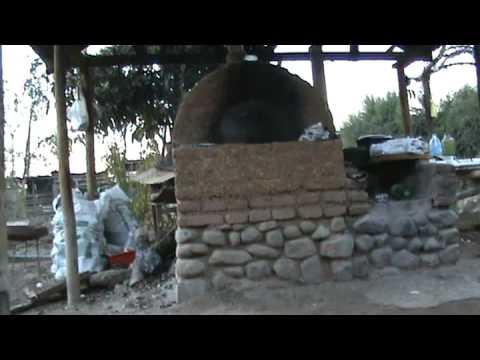 Horno de barro casa de campo youtube - Horno para casa ...