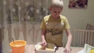 Przepis na ciasto Krówkę bez pieczenia