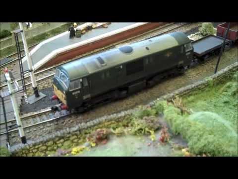 Aldbury II By Perth and District Model Railway Club