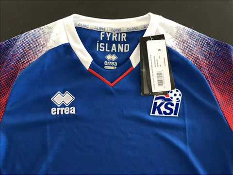 pretty nice f0b03 4e9ed Iceland World Cup Jersey 2018 - cheapsoccerjersey.org