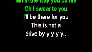 Train - Drive By (Karaoke/Instrumental) NO MAIN VOCALS