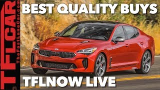 Here Are the Most Reliable Cars You Can Buy Today! TFLnow Live Show #32